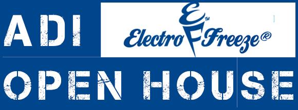 Electro Freeze Open House