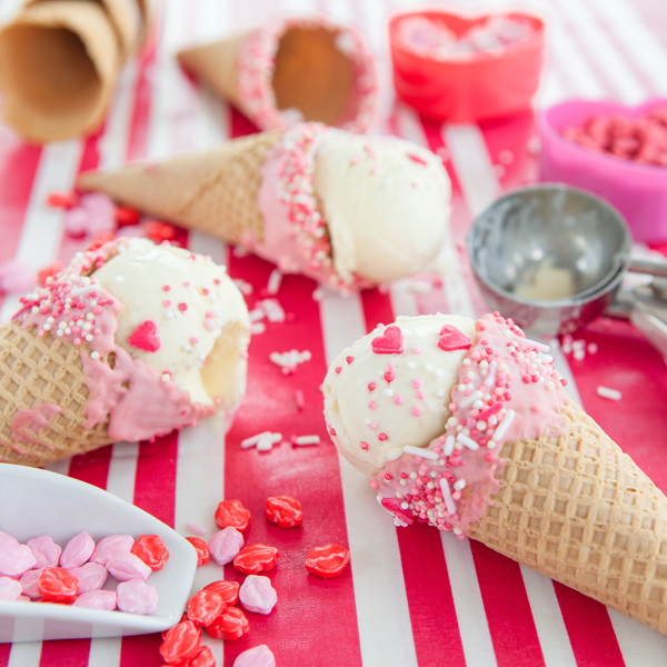 Creating the right ice cream shop menu
